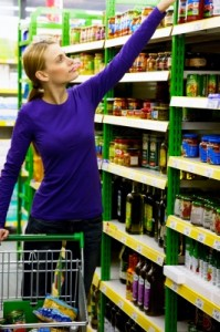 guided healthy shopping tour